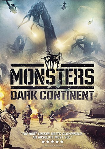 Monsters Dark Continent Monsters Dark Continent DVD R