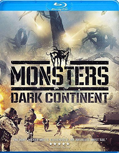 Monsters Dark Continent Monsters Dark Continent Blu Ray R