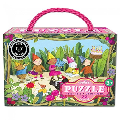Toy Birthday Parade 20 Piece Puzzle E