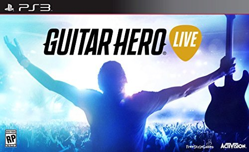 Ps3 Guitar Hero Live Bundle Guitar Hero Live Bundle