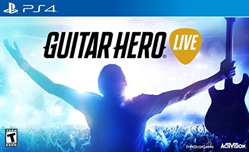 Ps4 Guitar Hero Live Bundle Guitar Hero Live Bundle