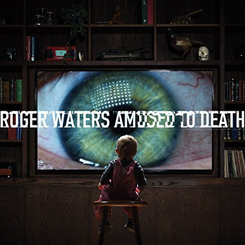 Roger Waters Amused To Death (cd Blu Ray Audio)