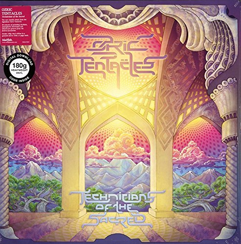 Ozric Tentacles Technicians Of The Sacred Technicians Of The Sacred