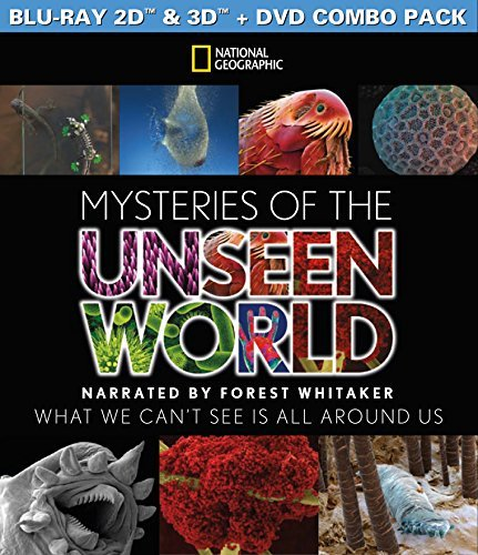Mysteries Of The Unseen World Mysteries Of The Unseen World