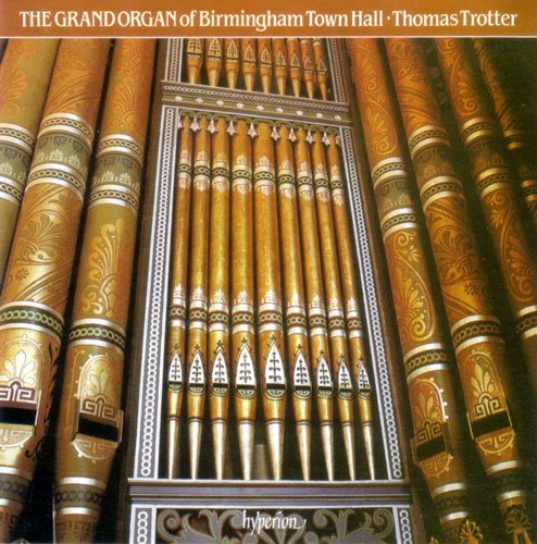 Thomas Trotter Organ Arrangements Trotter (org)