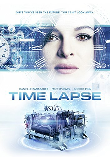 Time Lapse Panabaker O'leary Finn DVD Nr