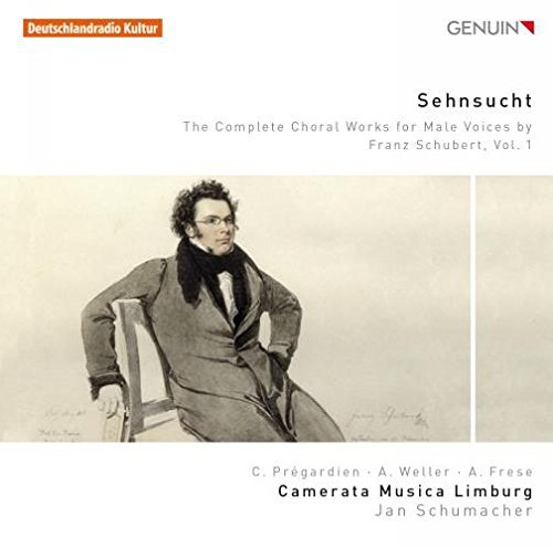 Schubert Camerata Musica Lim Sehnsucht The Complete Works