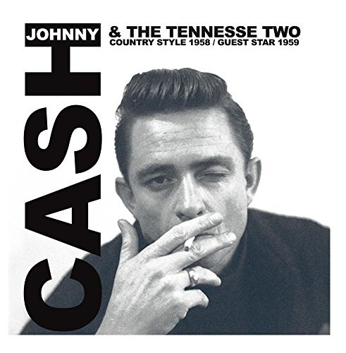 Johnny Cash & The Tennessee Two Country Style 1958 Guest Star 1959