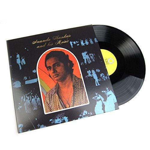Ananda Shankar Ananda Shankar & His Music Lp