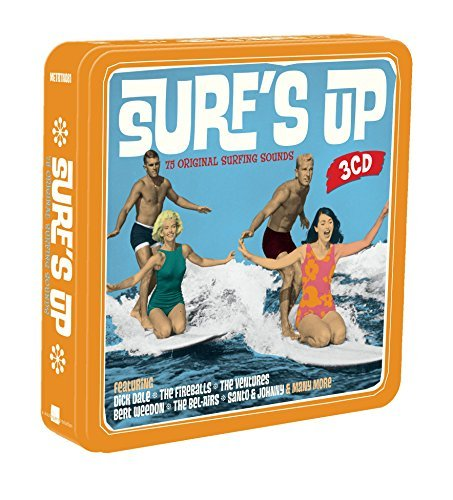 Surfing Surfing Import Gbr 3 CD