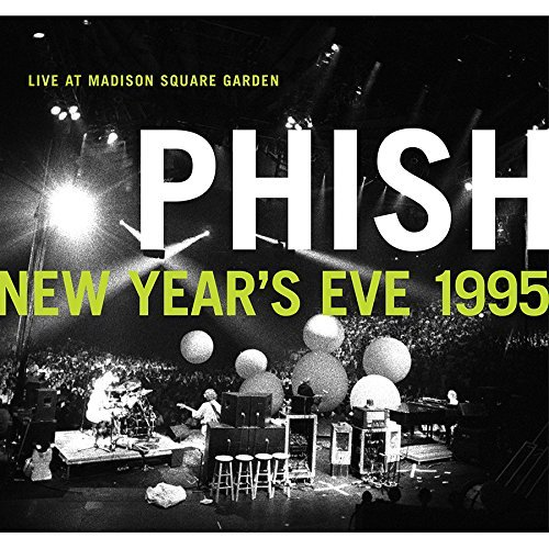 Phish New Year's Eve 1995 Live At Ma New Year's Eve 1995 Live At Ma