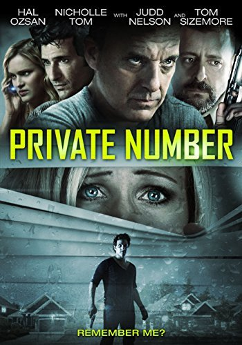 Private Number Nelson Sizemore Tom Ozsan DVD R