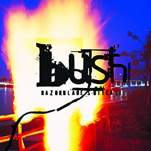 Bush Razorblade Suitcase (orange Ye Import Eu 2 Lp