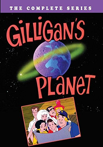 Gilligan's Planet Complete Animated Series Made On Demand