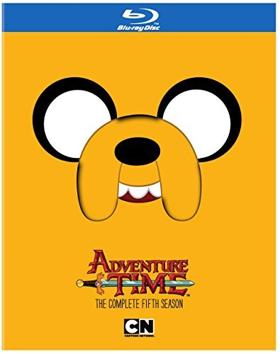 Adventure Time Season 5 Blu Ray