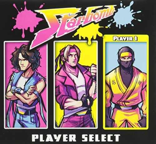 Starbomb Player Select Player Select
