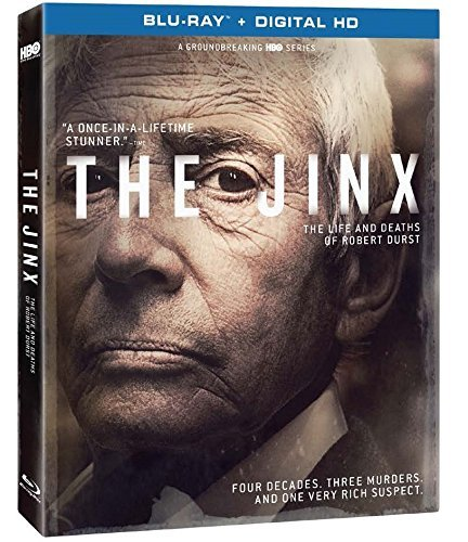 Jinx The Life And Deaths Of Robert Durst Jinx The Life And Deaths Of Robert Durst Blu Ray Nr