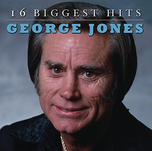George Jones 16 Biggest Hits
