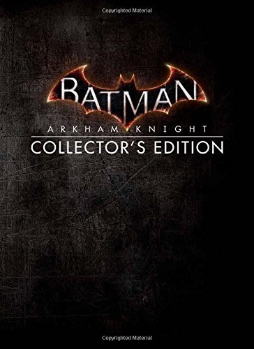 Bradygames Batman Arkham Knight Collector's Edition Special