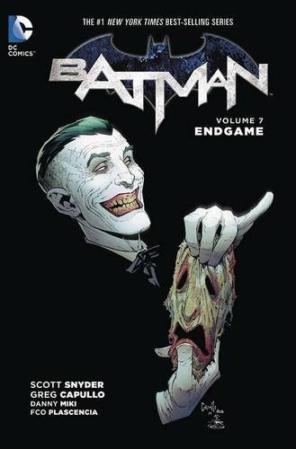 Scott Snyder Batman Volume 7 Endgame