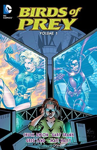 Chuck Dixon Birds Of Prey Volume 1