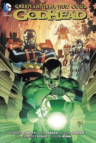 Robert Venditti Green Lantern New Gods Godhead