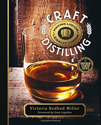 Victoria Redhed Miller Craft Distilling Making Liquor Legally At Home