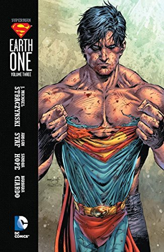 J. Michael Straczynski Superman Earth One Volume 3