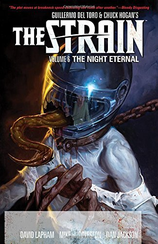 David Lapham The Strain The Night Eternal