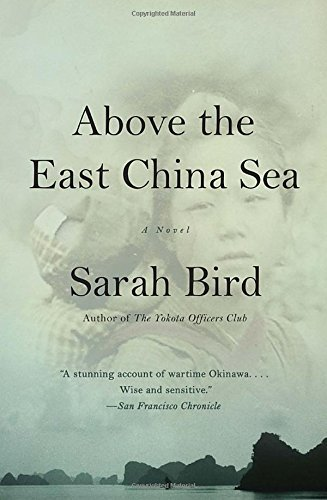 Sarah Bird Above The East China Sea