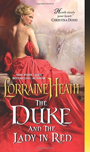 Lorraine Heath The Duke And The Lady In Red