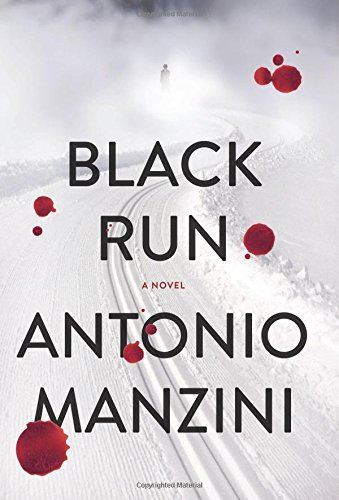 Antonio Manzini Black Run
