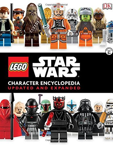 Dk Publishing Lego Star Wars Character Encyclopedia Updated Expand