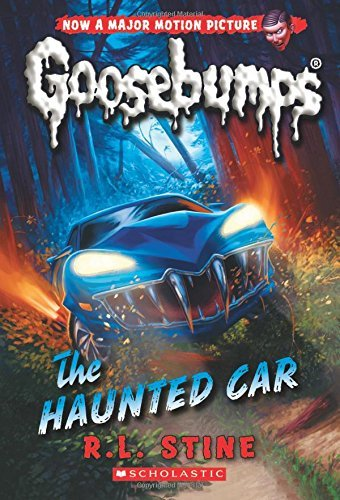 R. L. Stine The Haunted Car (classic Goosebumps #30)