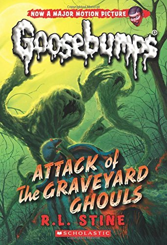 R. L. Stine Attack Of The Graveyard Ghouls (classic Goosebumps