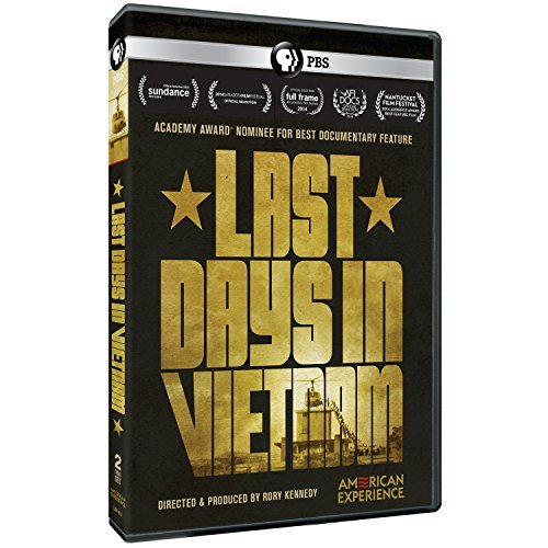 American Experience Last Days In Vietnam DVD