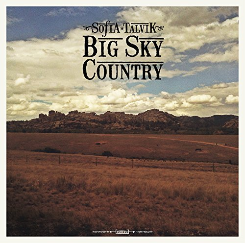 Sofia Talvik Big Sky Country