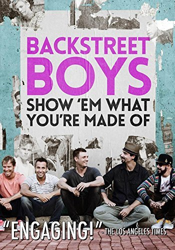 Backstreet Boys Show Em What Backstreet Boys Show Em What DVD Mod This Item Is Made On Demand Could Take 2 3 Weeks For Delivery