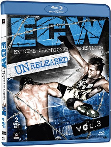 Wwe Ecw Unreleased Volume 3 Blu Ray