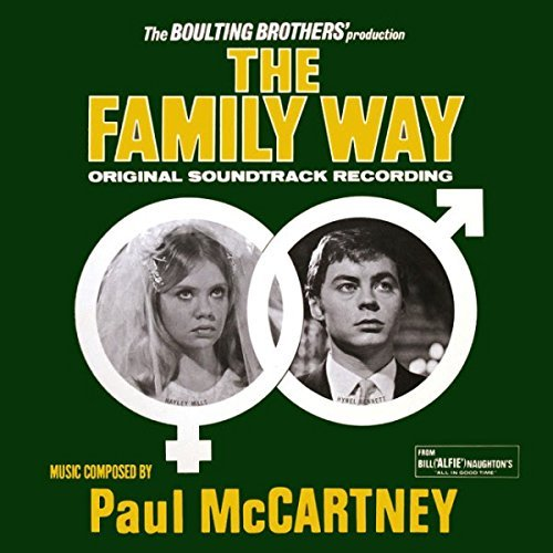 Paul Mccartney Family Way Original Soundtrac Family Way Original Soundtrac