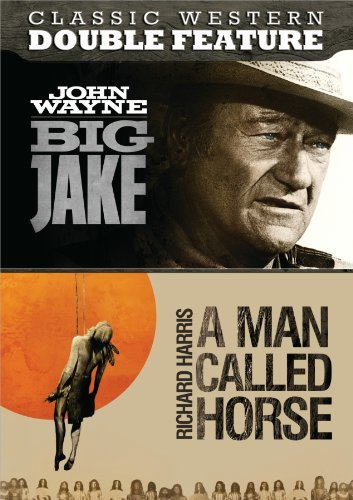 Big Jake A Man Called Horse Big Jake A Man Called Horse R 2 DVD