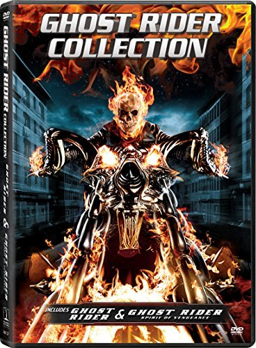 Ghost Rider Ghost Rider Spirit Of Vengeance Double Feature DVD Pg13