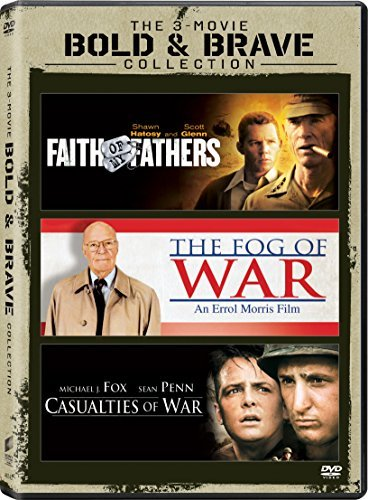 Casualties Of War Faith Of My Fathers Fog Of War Triple Feature DVD Triple Feature