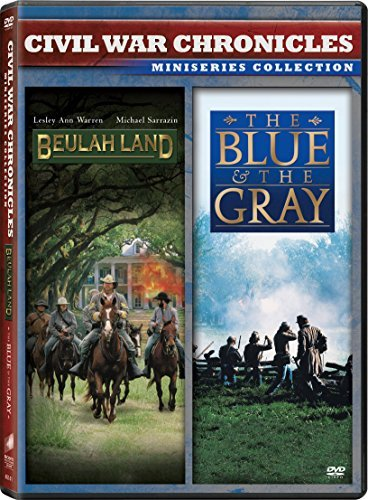 Beulah Land (1980) Blue & The Gray Double Feature DVD Nr