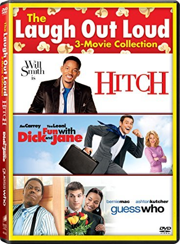 Fun With Dick & Jane Guess Who Hitch Triple Feature DVD Pg13