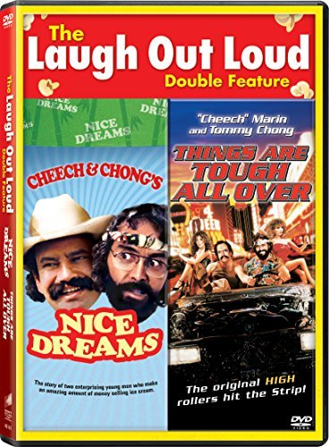 Cheech & Chong's Nice Dreams Things Are Tough All Over Double Feature DVD Double Feature