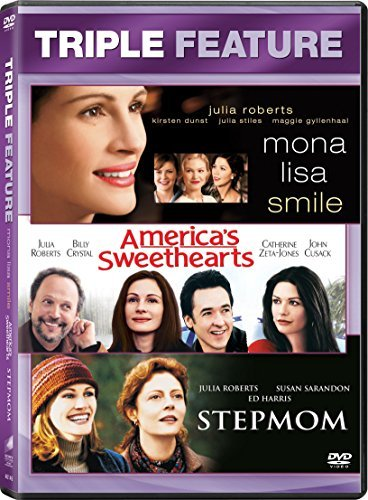 America's Sweethearts Mona Lisa Smile Stepmom Triple Feature DVD Triple Feature