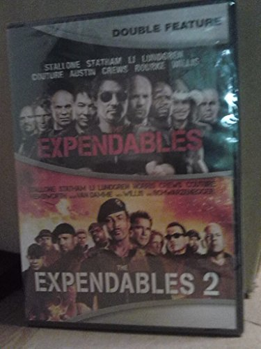 The Expendables 1 & 2 Double Freature