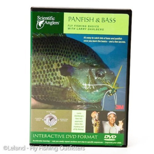 Scientific Anglers Panfish& Bass Fly Fishing Basics