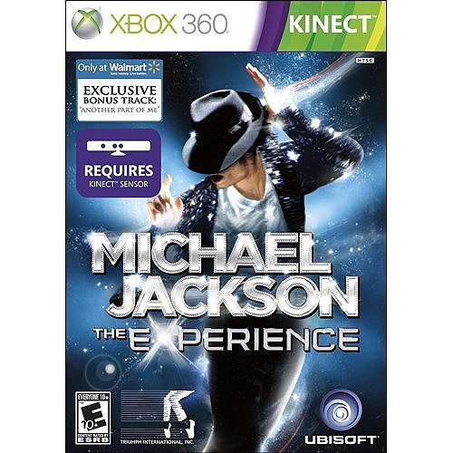 X360 Michael Jackson The Experience